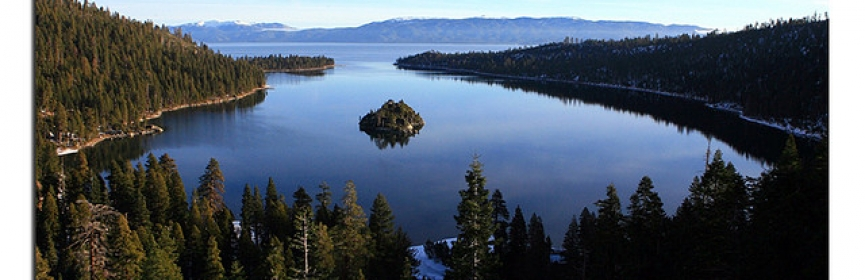 Tahoe, Emerald Bay